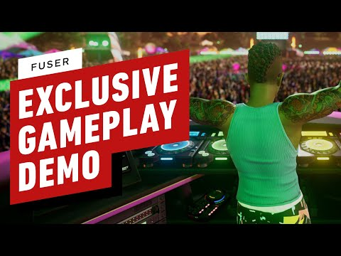 Fuser Gameplay Overview & Demo   Summer of Gaming 2020
