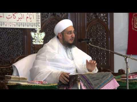 Syedna Fakhruddin TUS First Waaz - Zikr of Janaza and Dafan, Syedna Qutbuddin RA (Excerpt 5)