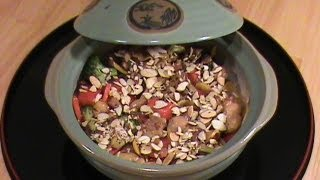 Almond Chicken -- Quick & Easy Chinese Cuisine  By Chinese Home Cooking Weeknight Show