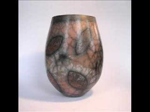 - Pit Fired Pottery - Flame Painted! - YouTube