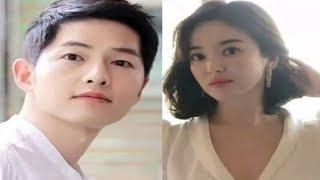 Song Hye-kyo's husband song joong ki