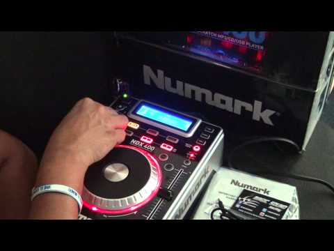 Numark NDX 400  Cd player/ USB