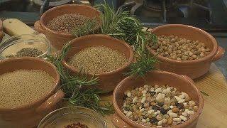 Ancient crops to fill the future's dinner plates   futuris