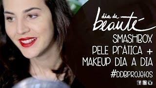 Pele prática + makeup para o dia a dia com a Smashbox | Vic Ceridono