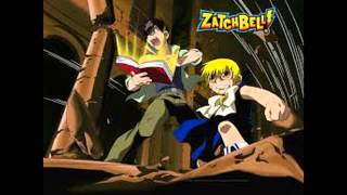Zatch Bell Unreleased English OST- Hidden will to fight (Low Quality)