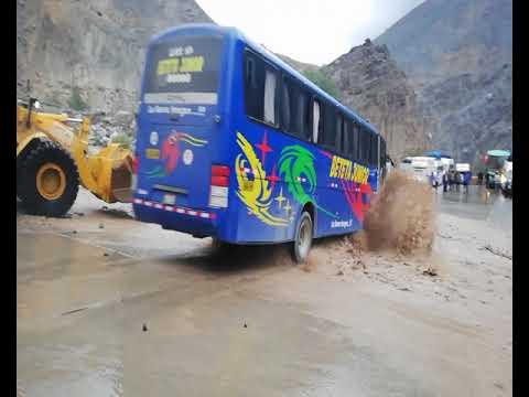 El huaico más furioso del 2019 #Churin #huaicochurin #desastresnatulares2019 #accidentes2019