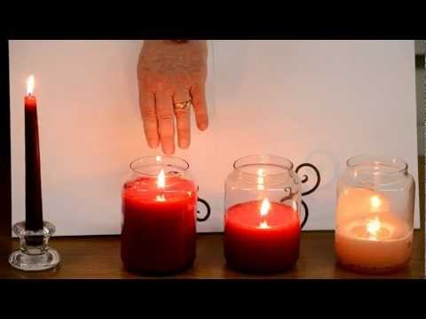 Candle Cappers Help Regulate Air Flow and Reduce Sooting