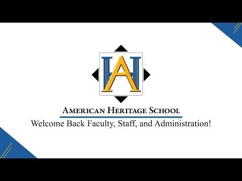American Heritage School Live Stream