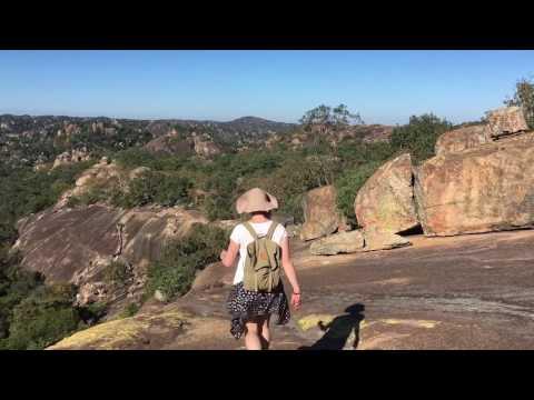 VLOG 3: BACK IN BULAWAYO - Matobo park and Khami ruins!