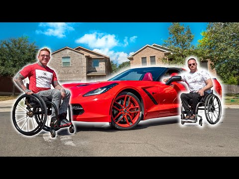 How To Be A CONFIDENT Wheelchair User! (Mindset, Fitness, & S*X Tips)