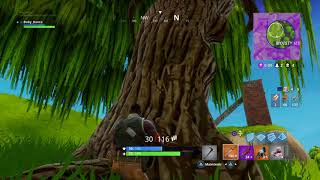 First Top 1 Solo Fortnite