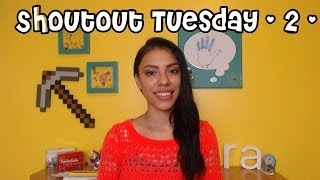 Shoutout Tuesday - 2 - Weirdness!