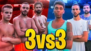 ⚽ 3 vs 3 FOOTBALL CHALLENGE!!! w/Elites
