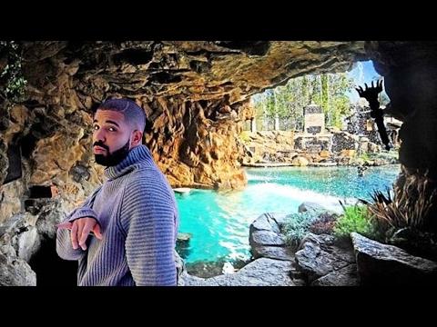 Drake's House Tour 2017