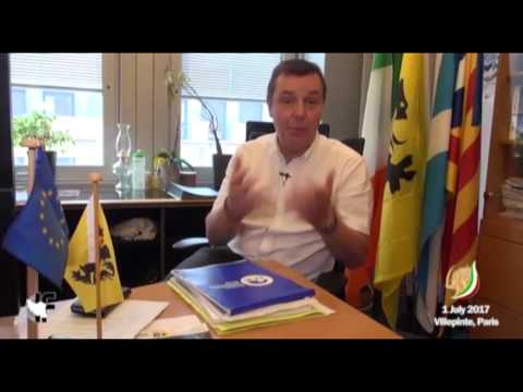 Mark Demesmaeker member of the Europium Parliament