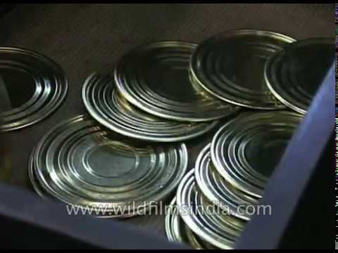 Container And Metal Can Lid Manufacturing In India: Modern Industry For Make In India