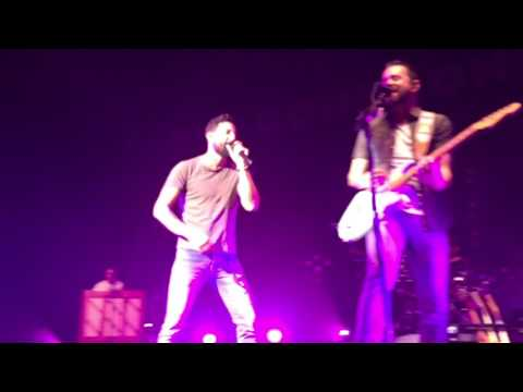 4/8/17 - Old Dominion - Be With Me - Orlando