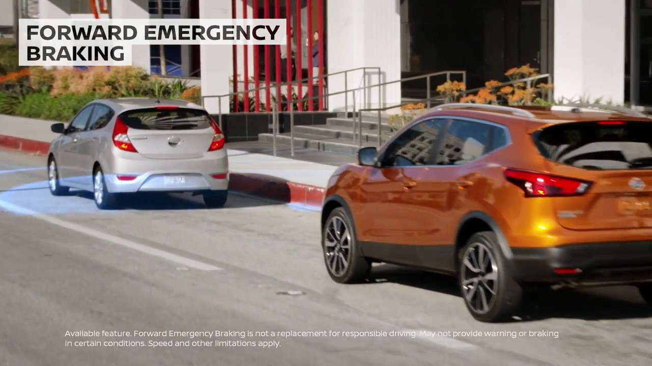 Nissan Rogue Sport Advanced Safety | Tri State Nissan | Winchester Virginia