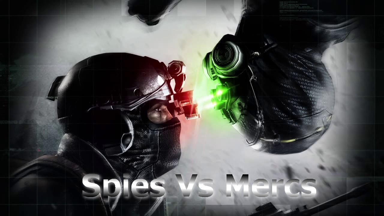 Splinter Cell Blacklist - Multiplayer Ep123: Maybe not the best idea (Spies vs Mercs)