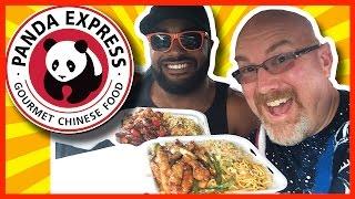 Panda Express Review with BlumGum (WARNING EXPLICIT CONTENT)