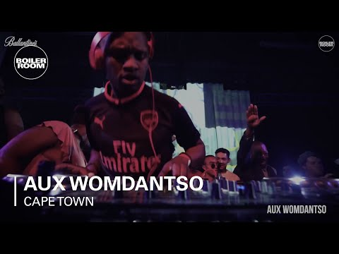 Aux Womdantso Boiler Room & Ballantine's True Music Cape Town DJ Set