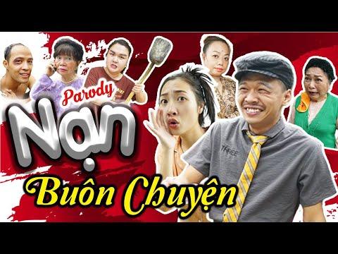 NẠN BUÔN CHUYỆN - MV Nhạc Chế   Parody Hài Hước - Trung Ruồi, Thương Cin, Thái Sơn