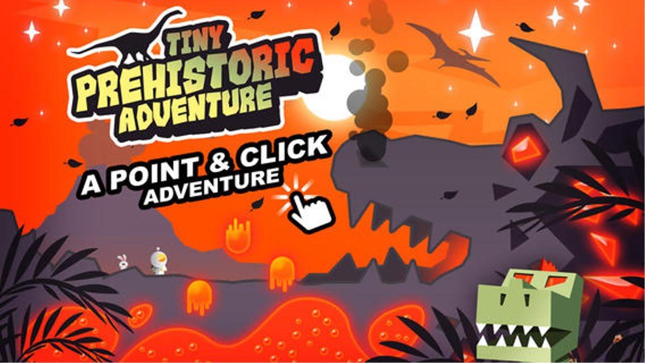 Tiny Prehistoric Adventure - Universal - HD Gameplay Trailer