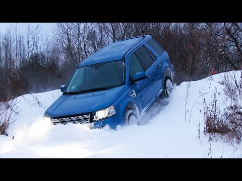 Land Rover Freelander 2 - БУ Тест-драйв via ATDrive