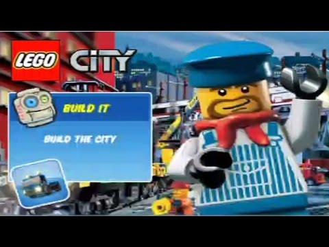 LEGO City - Construction - LEGO Games