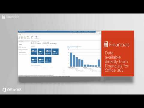 Introducing Financials for Office 365 New Zealand