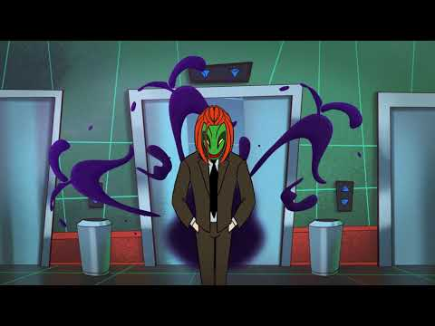 SHROOM - Shinedown Monsters Animated Music Video