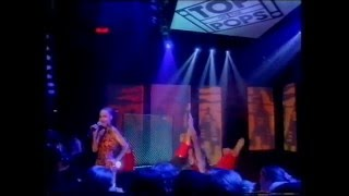 Samantha Mumba - Gotta Tell You - Top Of The Pops - Friday 7th July 2000