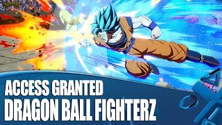 Access Granted - Dragon Ball FighterZ Sends Us Super Saiyan!