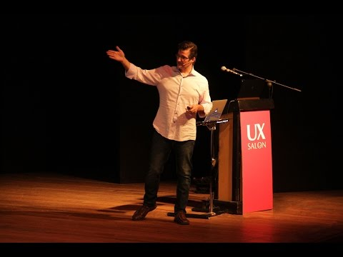 UX Salon 2015 - From Paths to Sandboxes / Stephen Anderson