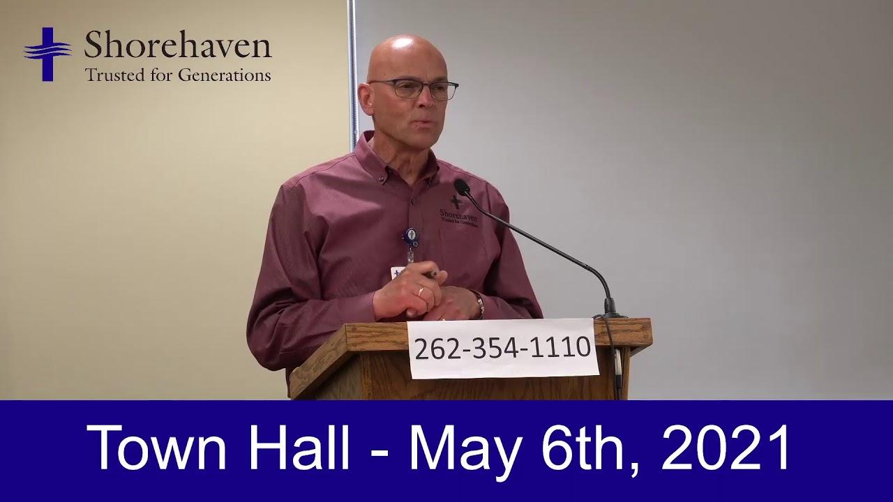 Town Hall 5-6-21