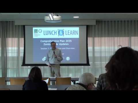 Lunch & Learn: Significant Zoning Code Changes on the Way
