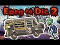 STRONGEST CAR IN THE GAME!?!? | Earn To Die 2