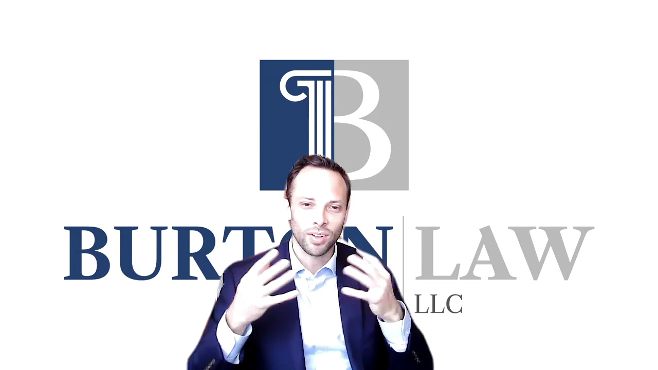 New Online Video Consultation Scheduling Option with Burton Law LLC