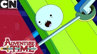 Adventure Time | Banana Suit Battle | Cartoon Network