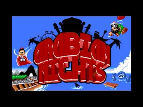 Amiga 500 Longplay [048] Arabian Nights