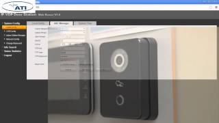 IPVDP Video Intercom Card Access