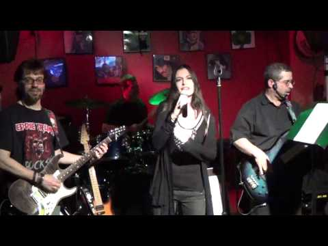 Alanis Morissette - You Oughta Know cover With Human Karaoke Experience in New York