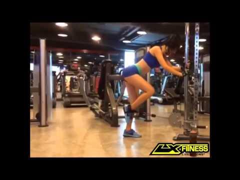 LX Fitness - Tập với dây kéo - Bài tập vòng 3