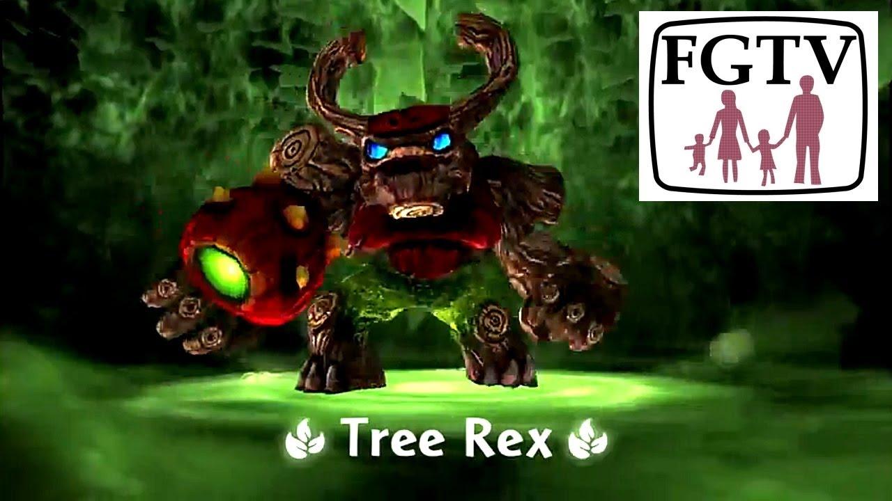 Skylanders Giants Tree Rex HD Trailer & Skylanders Giants Tree Rex HD Trailer - YouTube