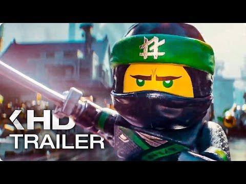 THE LEGO NINJAGO MOVIE Trailer German Deutsch (2017)