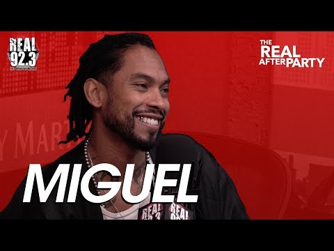 Miguel Talks New Music, The State Of R&B, Being Engaged & More!