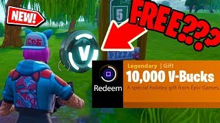 *New* I found FREE V-BUCKS by LAZY LINKS in FORTNITE???