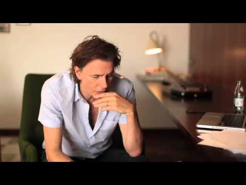 Duran Duran  John Taylor reading from In The Pleasure Groove video 10