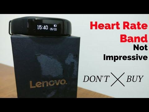 Lenovo Health Band HW01 – Full Review | Don't Buy | Not Impressive