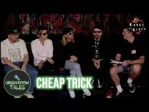 Cheap Trick | Green Room Tales | House of Blues